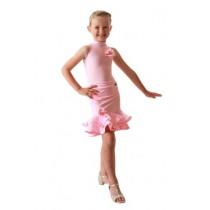 Georgie-Girls-Latin-dance-skirt