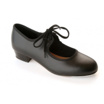 Katz-leather-low-heel-tap-shoes