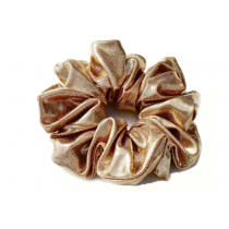 Metallic-hair-dance-scrunchie
