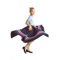Childrens-Navy-Character-Skirt