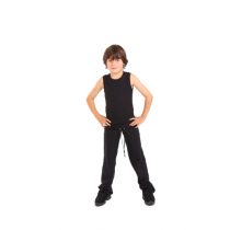 Boys-fitted-vest-dance-top-practice-wear
