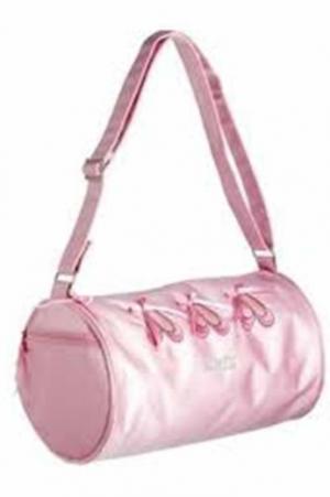 Ballet-slipper-satin-barrel-bag